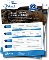 LifeProof Flyer
